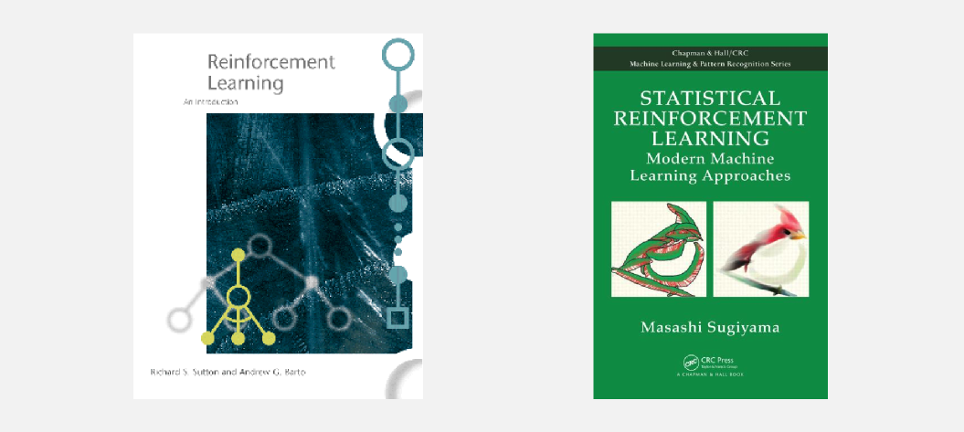 Books Reinforcement Learning